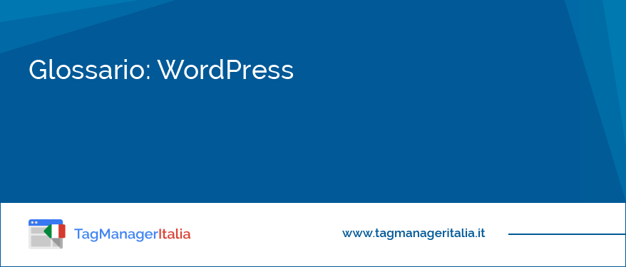 Glossario: WordPress