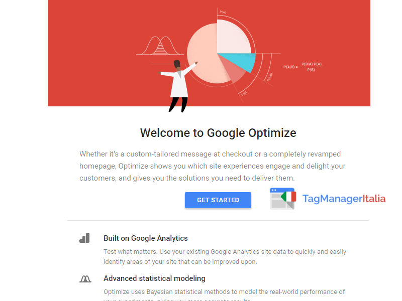 google optimize - google tag manager